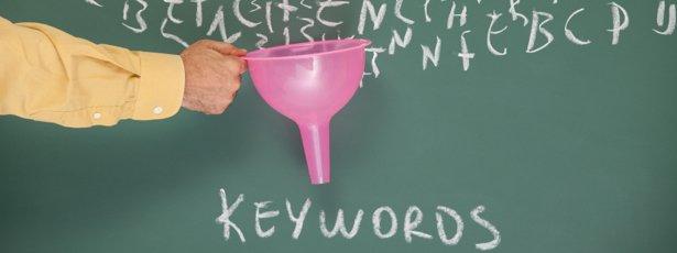 انتخاب کلید واژه های متناسب با بهینه سازی سایت 5
