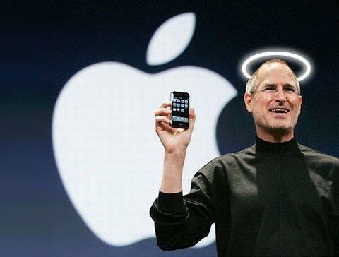 استیو جابز و اپل الگوی تولید محتوای سایت