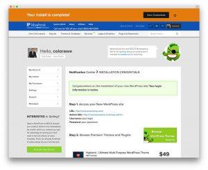 طراحی سایت با ورد پرس 13