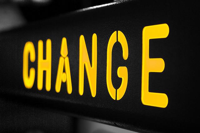 تغییرات