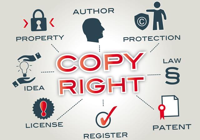 قانون کپی رایت