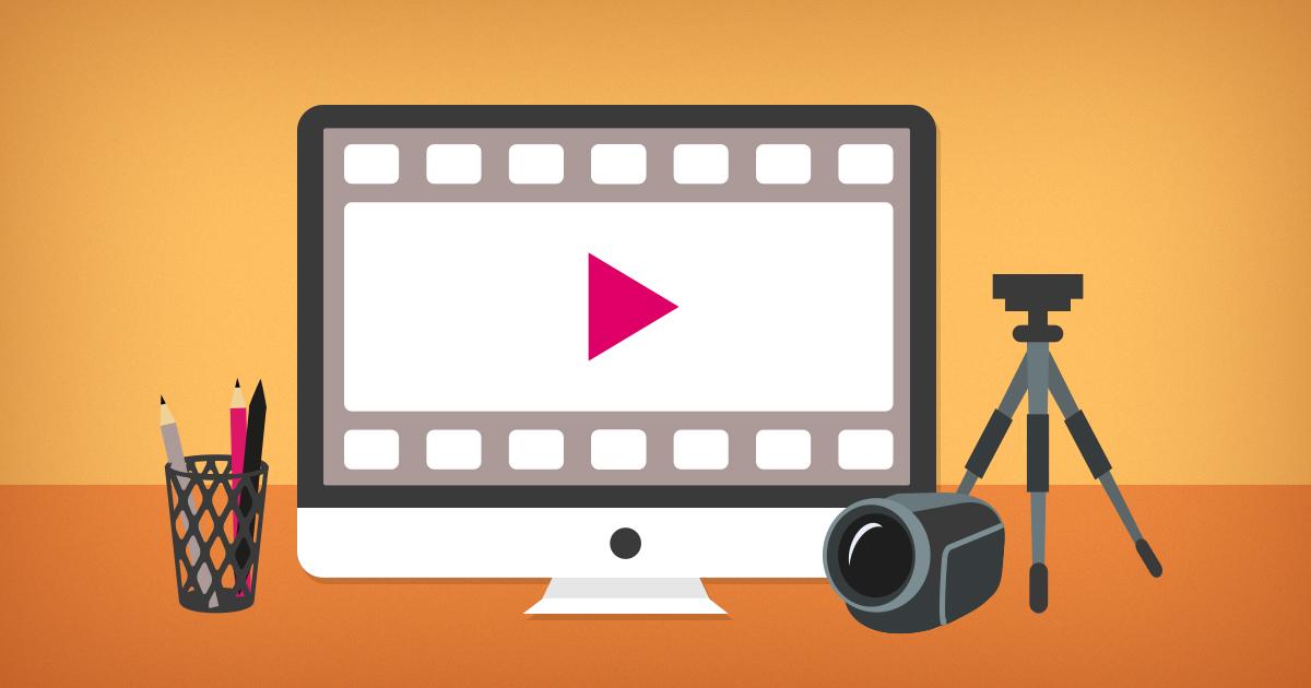 هدف از تولید ویدئو