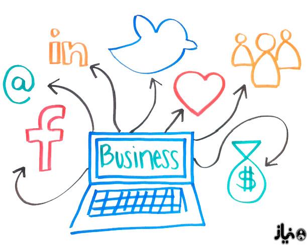 رقبا در شبکه های اجتماعی
