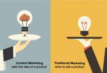 چطور بازاریابان از ایجاد محتوای آموزشی برای ایجاد اهمیت استفاده میکنند؟ 6
