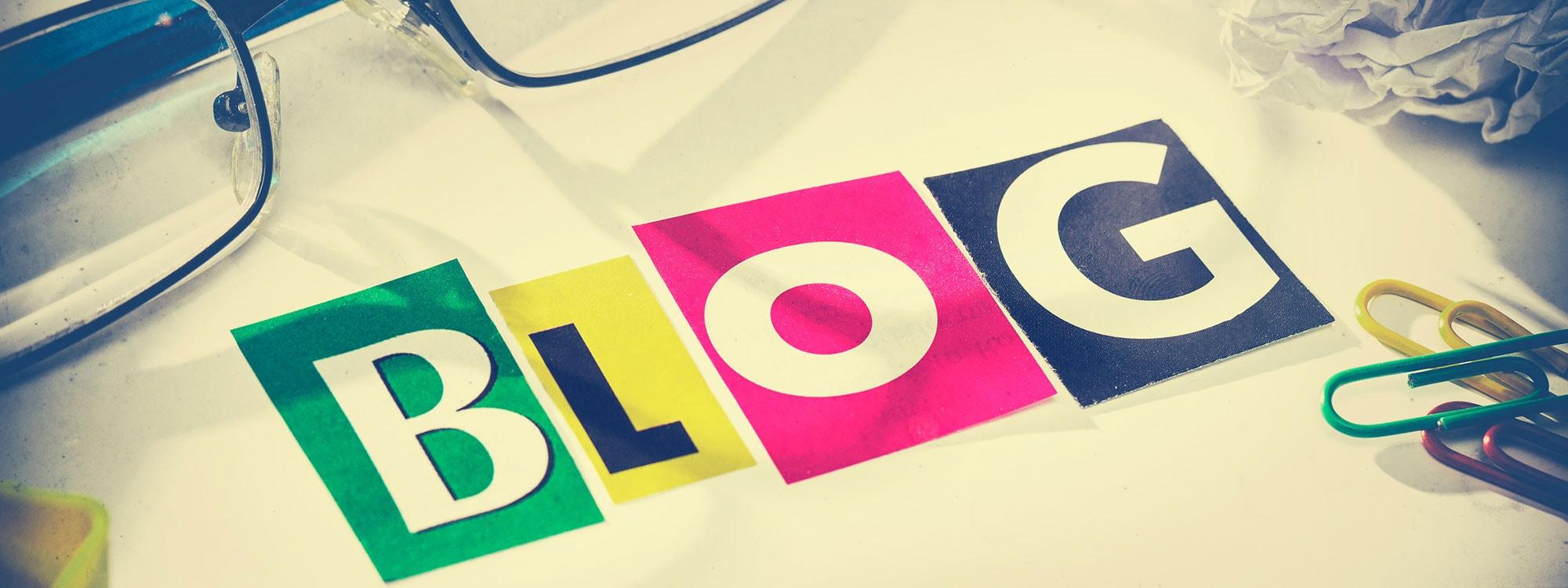 بارایابی محتوا با وبلاگ