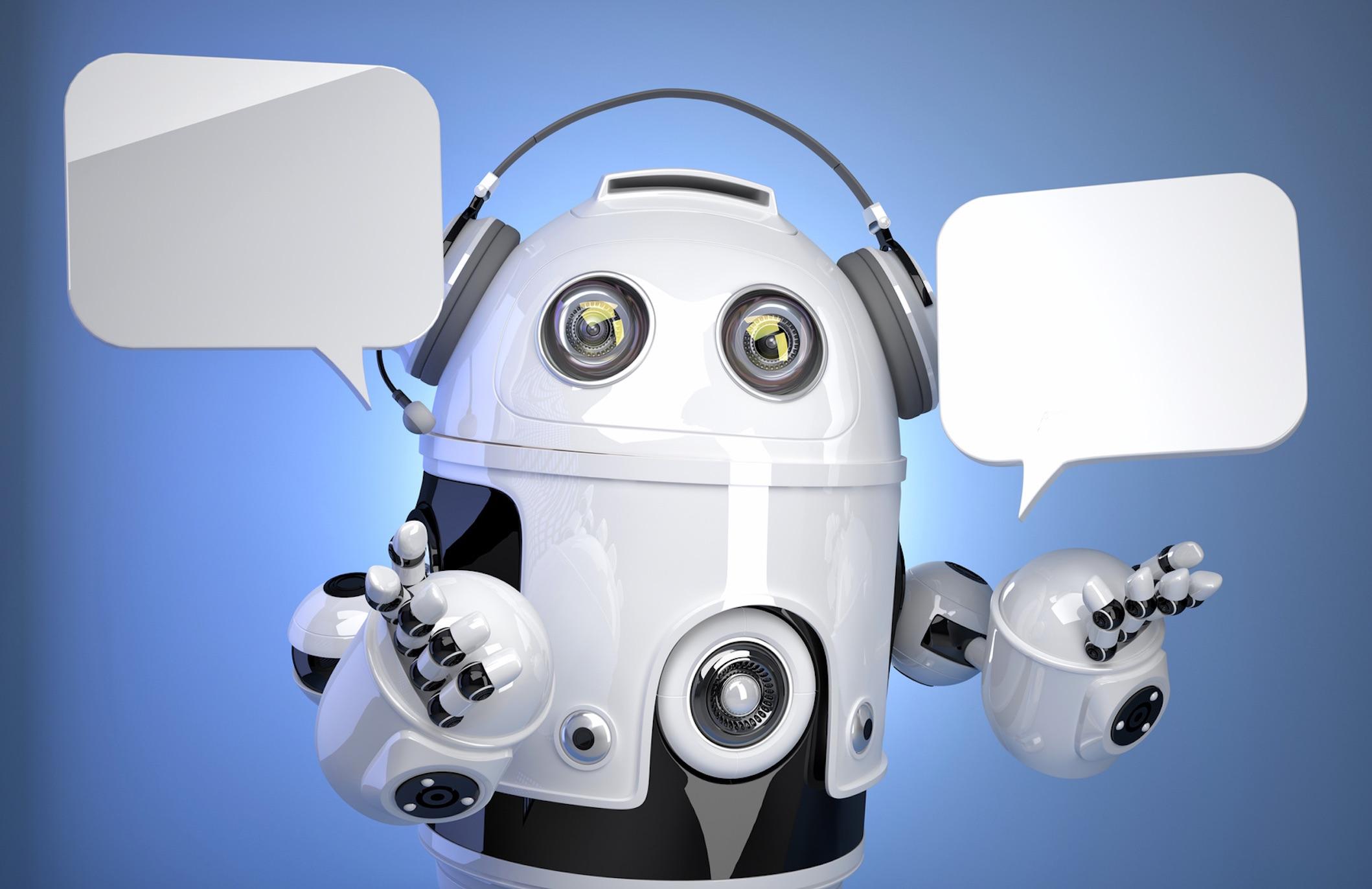 ربات چت