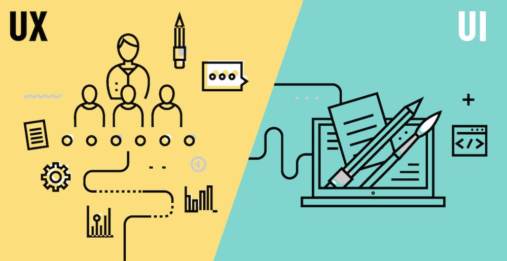رابط کاربری (UI) و تجربه کاربری (UX)