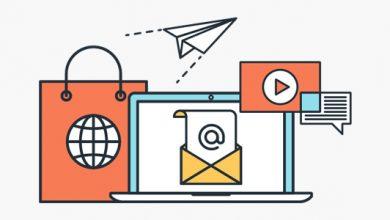 بهبود فروش با ایمیل بازاریابی در تجارت الکترونیک (فروشگاه اینترنتی) 2