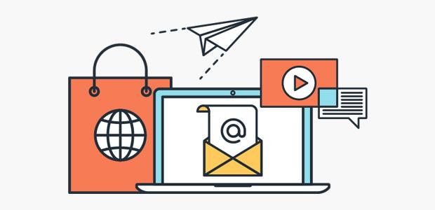 بهبود فروش با ایمیل بازاریابی در تجارت الکترونیک (فروشگاه اینترنتی) 1