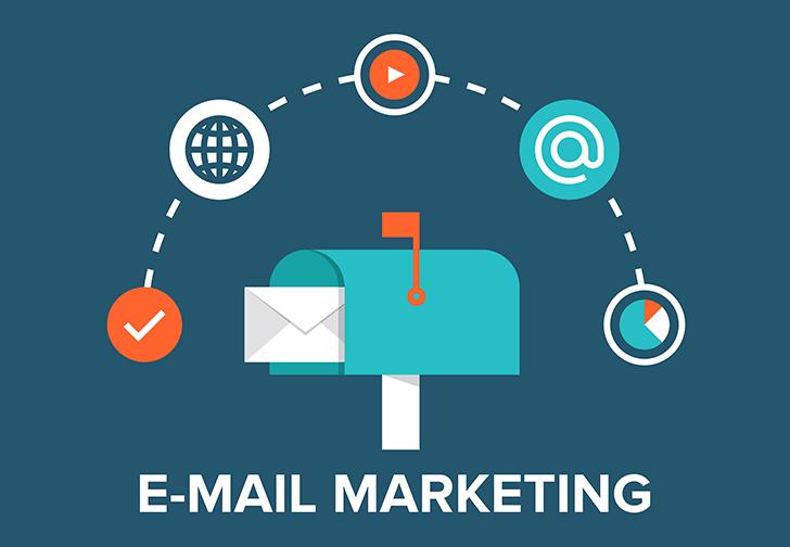 بازاریاب ایمیل مارکتینگ
