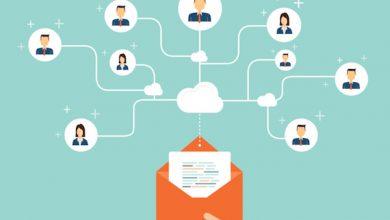 ایجاد محتوا برای ایمیل 16