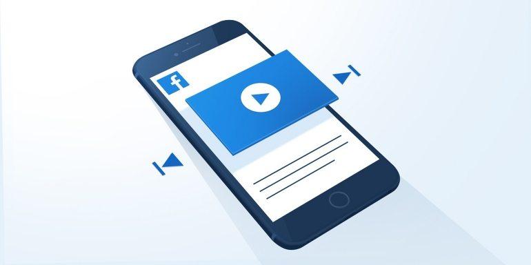 ویدئو فیس بوک