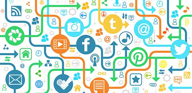 تمرکز بر روی شبکه های اجتماعی