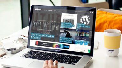 طراحی سایت با ورد پرس 5