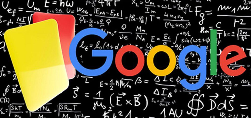 تعریف الگوریتم و انواع آن (گوگل)،  قسمت دوم 2