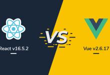 کدام فریم ورک مناسب است؟ React.JS یا Vue.JS 15