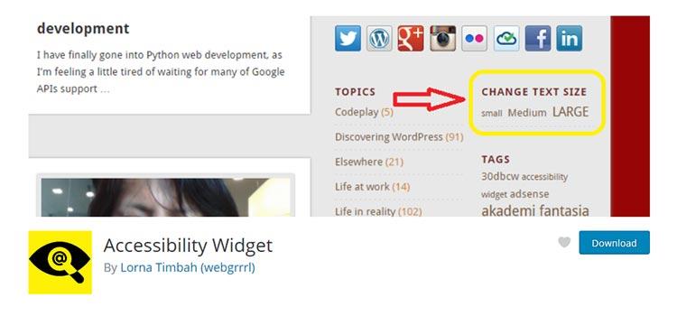 ۱۰ پلاگین WordPress جهت کمک به  افزایش دسترسی به وبسایت 4