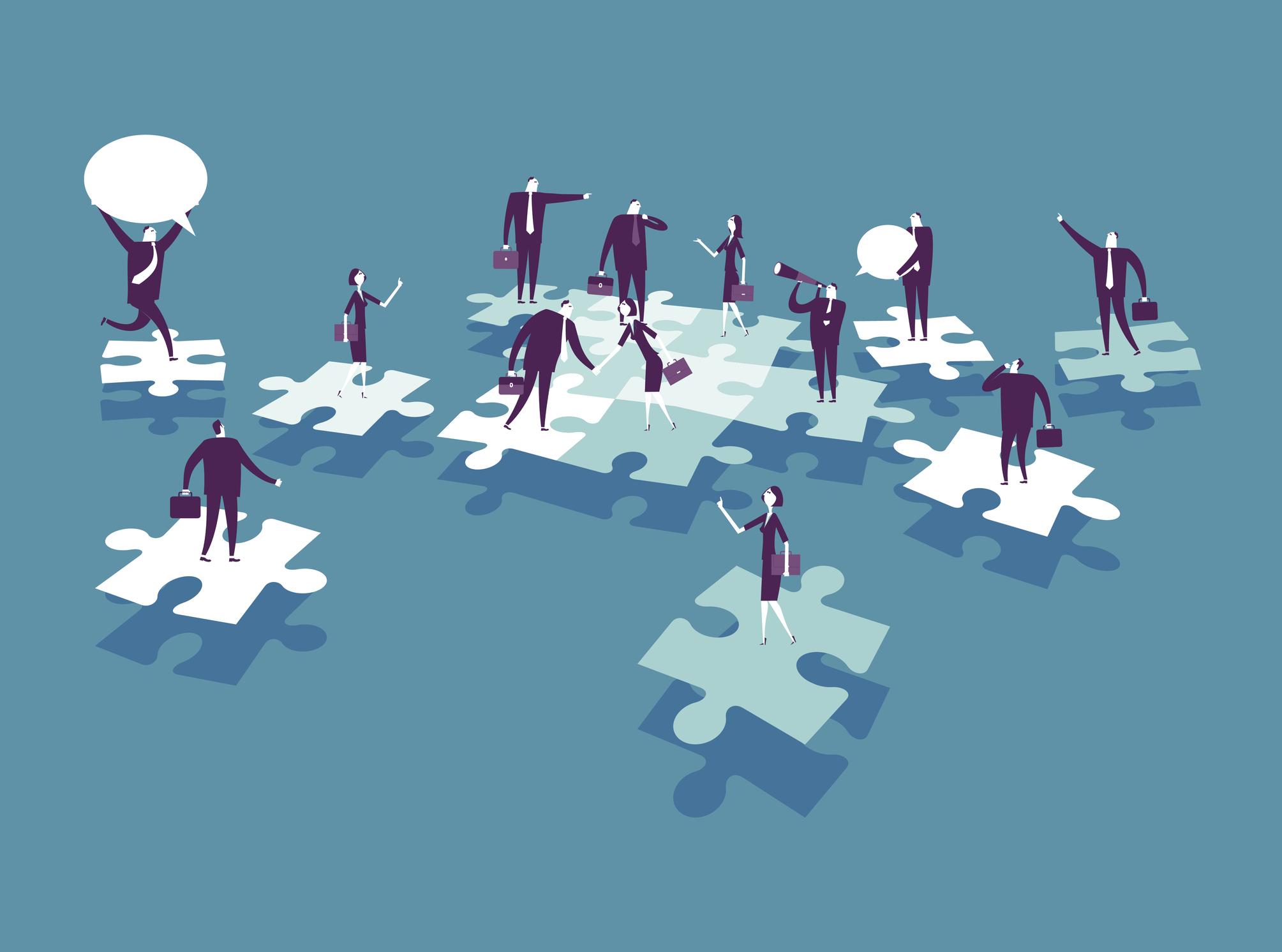 شبکه سازی برای ارتقا محتوا