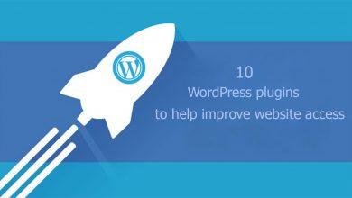 ۱۰ پلاگین WordPress جهت کمک به  افزایش دسترسی به وبسایت 32