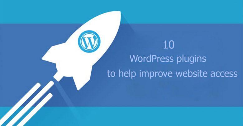 ۱۰ پلاگین WordPress جهت کمک به  افزایش دسترسی به وبسایت 1