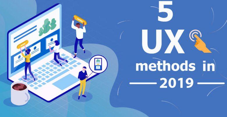 ۵ نحوه تازه UX در سال ۲۰۱۹ 1